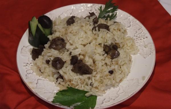 Ориз с дроб