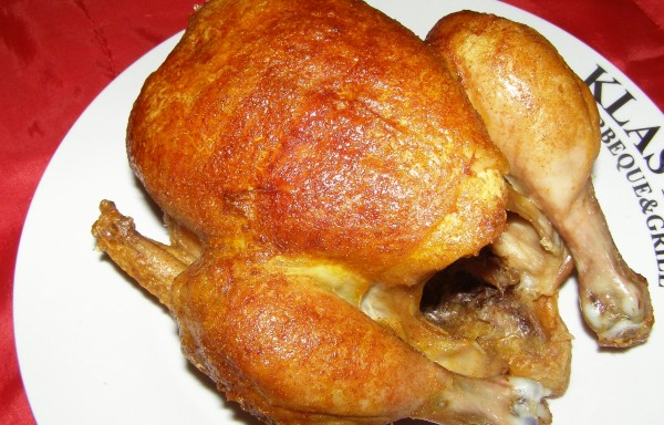 Пиле на грил 1/2 бр.