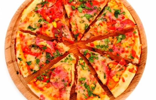 Пица на парче